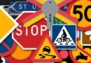 En sammanställning av Sveriges alla vägmärken