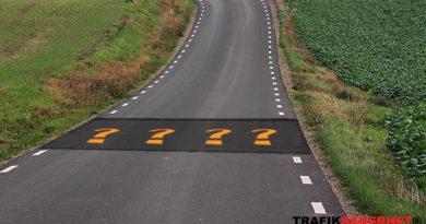 Utmärkning av asfaltskant. Riktlinjer eller krav på markering?