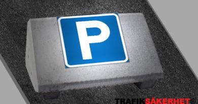 Parkeringsskylten är flyttad vad gäller?