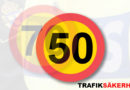 Tillfällig hastighetsbegränsning. Har polisen rätt att ändra hastighetsbegränsning bara under sin kontroll?