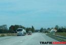 Krock vid omkörning av svängande fordon