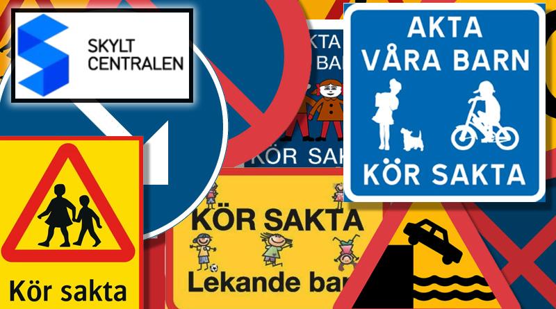 Viktiga råd vid köp av vägskyltar! Läs här!