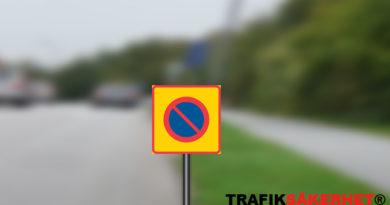 Område med parkeringsförbud. Vad gäller?