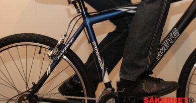 Får man cykla på körbana om det finns cykelbana?