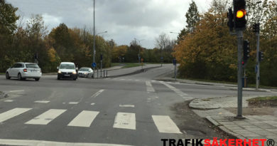Farliga vägkorsningar, var och hur klagar man?